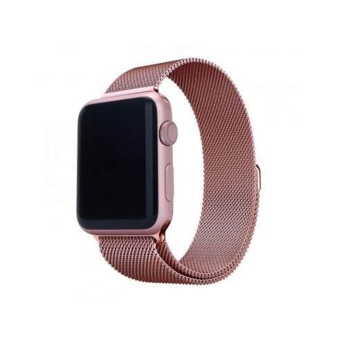 Ремешки Milanese Loop для Apple Watch 42/44 mm